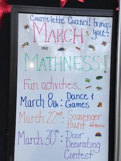 March Mathness Activities