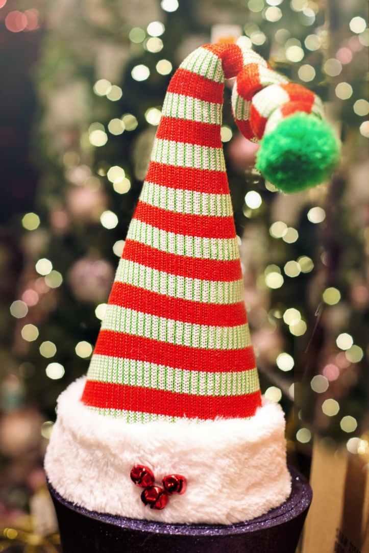blur celebration christmas christmas decoration